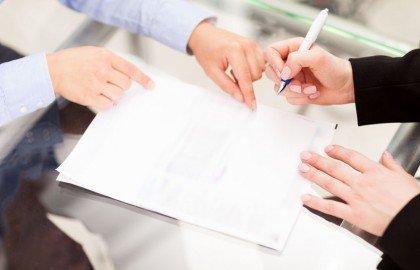 כללי אצבע לעריכת הסכם